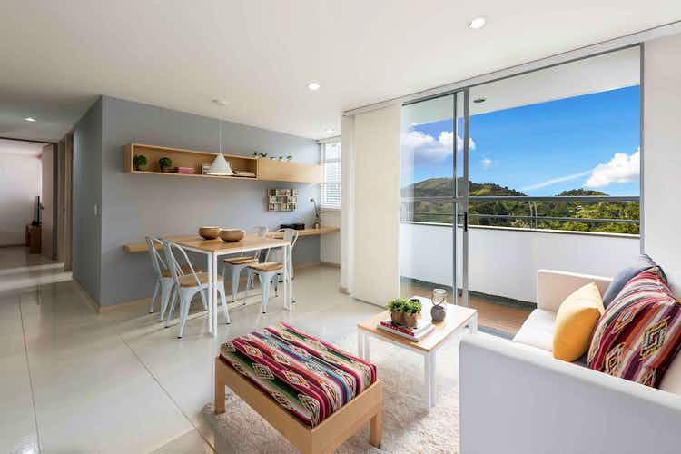 Portada Apartamento en venta en Ditaires de 61,40mtrs2