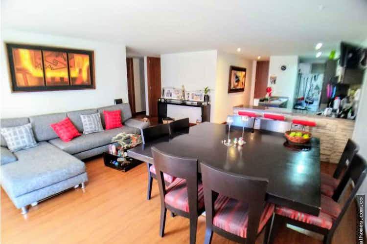 Portada Apartamento en venta en Contador de 97 mt con balcón