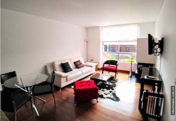 Apartamento en venta en Chicó Reservado de 67 mt con balcón