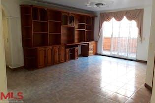 Apartamento en venta en Mota de 3 alcobas