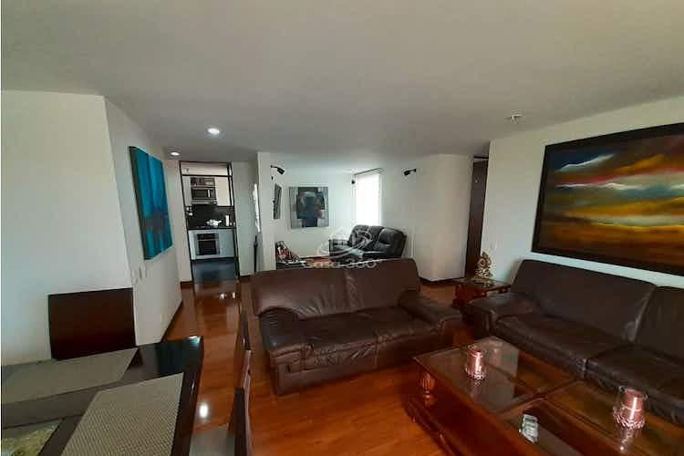 Portada Apartamento en venta en Santa Helena de 117,17 mt con balcón