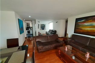 Apartamento en venta en Santa Helena de 117,17 mt con balcón