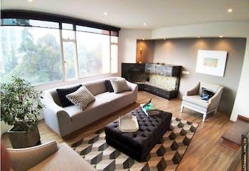 Apartamento en venta en Chicó, 132m²