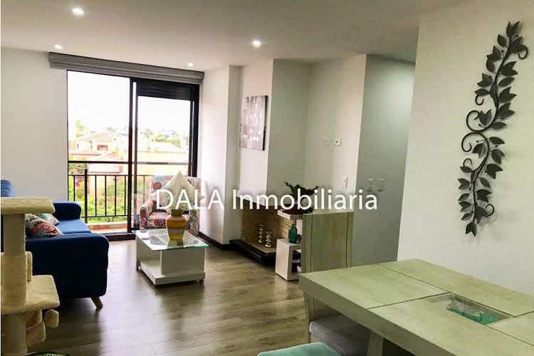 Portada Apartamento en venta en Bojacá-Chia de 76 mt2.