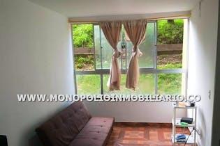 Apartamento en venta en Cabecera San Antonio De Prado, 41m² con Piscina...