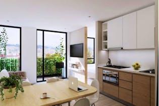Vivienda nueva, Nuvo Park 135, Apartamentos en venta en Contador con 41m²