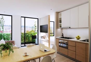Proyecto nuevo en Nuvo Park 135, Apartamentos nuevos en Contador con 1 habitacion
