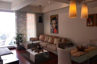 Apartamento en venta en Rincón del Chicó, de 82mtrs2, con balcón