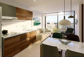 Renova 22, Apartamentos en venta en Samper Mendoza de 1-3 hab.