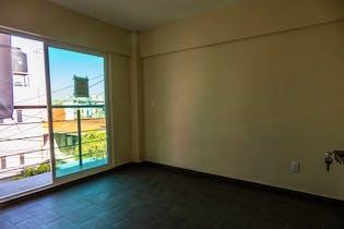 Departamento en venta en Pedregal de Santo Domingo de 80mt2 con balcón.