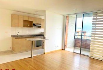 Apartamento en venta en El Esmeraldal de 63,95 mt con balcón