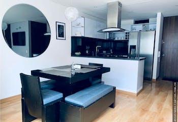 Apartamento en venta en Caobos Salazar de 2 hab. con Bbq...
