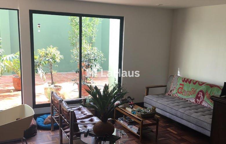 Portada Apartamento con terraza, en Chapinero de 78m2