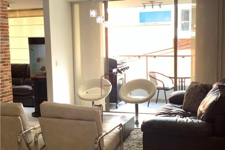 Portada Apartamento en venta en La Abadia, 98mt con balcon