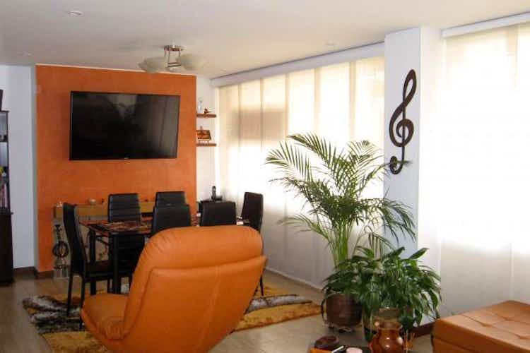 Portada Apartaestudio en venta en Santa Bárbara Central de 76 mts2