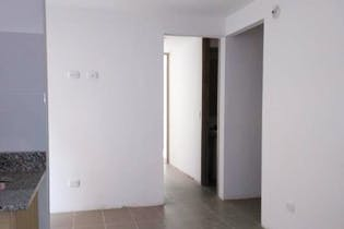 Apartamento en venta en Loma de los Bernal de 55 mt con balcón