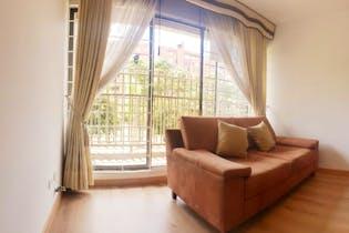 Apartamento con hall de entrada, en Ciudad Salitre Oriental de 96m2
