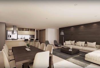 Podium, Apartamento en venta en El Tesoro 117m²