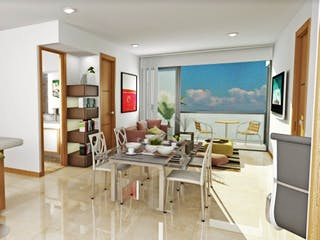 Mocaccino, apartamento en venta en El Carmelo, Sabaneta