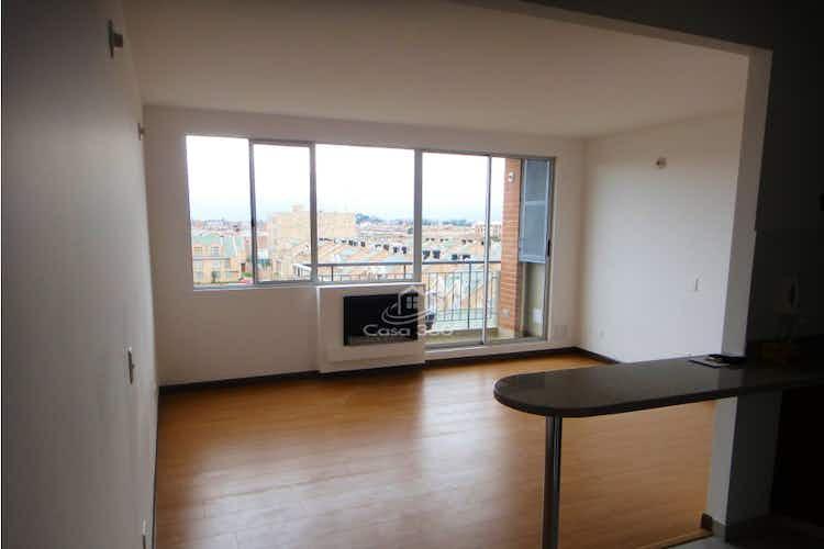 Portada Apartamento en venta en Casco Urbano Mosquera de 82mt2 con balcón.
