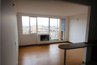 Apartamento en venta en Casco Urbano Mosquera de 82mt2 con balcón.