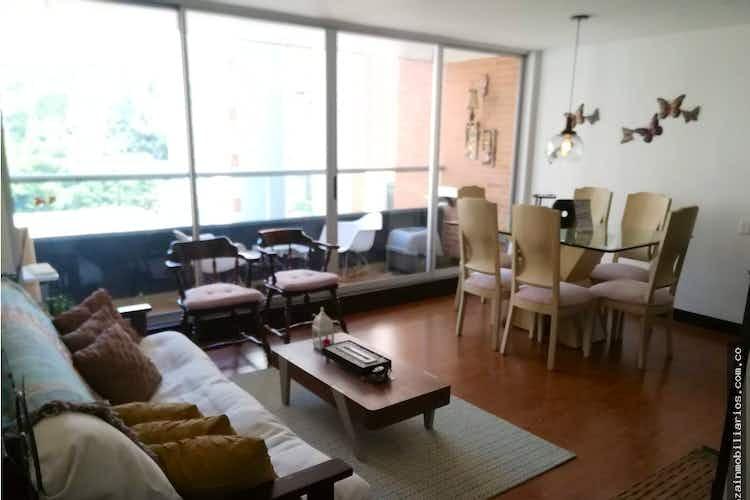 Portada Apartamento en venta en Casa Blanca Suba de 86.59 mt2.