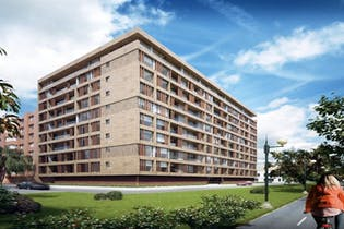Vivienda nueva, El Palco, Apartamentos en venta en La Cabrera con 228m²