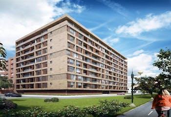 Vivienda nueva, El Palco, Apartamentos nuevos en venta en La Cabrera con 3 hab.
