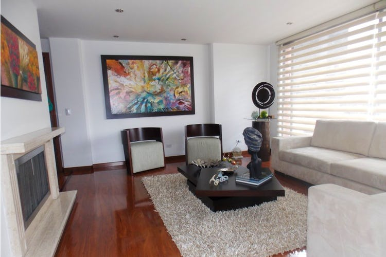 Portada Venta Apartamento Chico III Sector, Bogotá