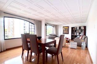 Apartamento en venta en Chicó Reservado de 135m²