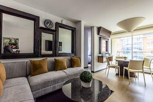 Apartamento amoblado con balcón, en Pontevedra de 59.32m2