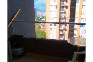 Apartamento en venta en Cabañitas de 3 hab. con Bbq...