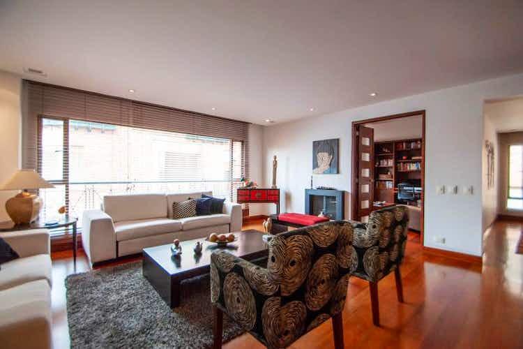 Portada Apartamento En Venta En Chicó Reservado de 280mt2