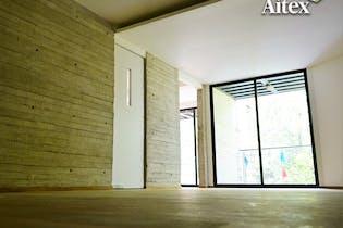 Departamento en venta en Condesa, 106mt con balcon