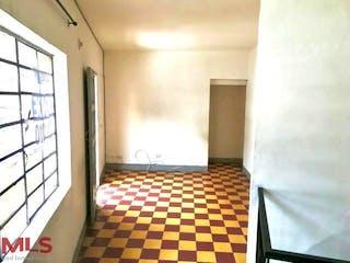 Un cuarto de baño con un suelo a cuadros y un piso a cuadros en No aplica