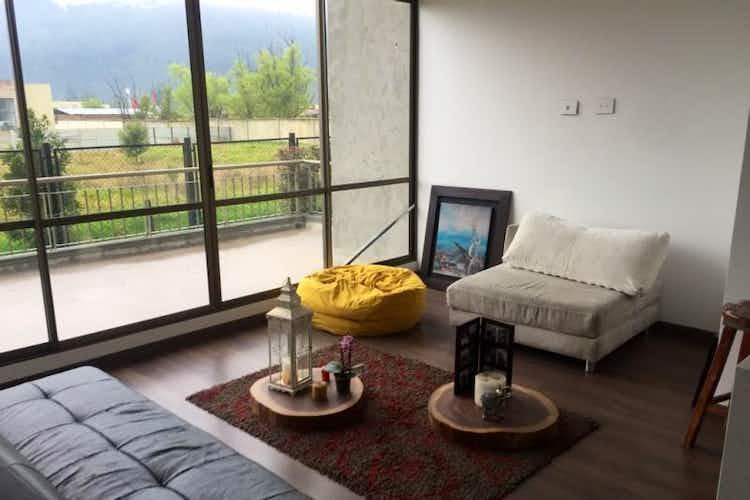 Portada Apartamento en venta en Cajica de tres habitaciones