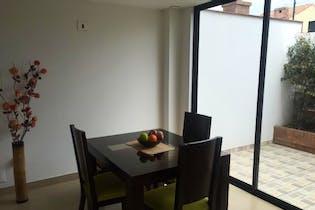 Casa en venta en Casco Urbano Chía 121m² con Bbq...