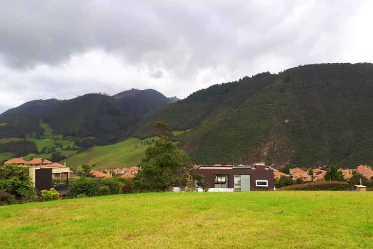 Portada Lote En Venta En Casco Urbano La Calera de 3153mt2