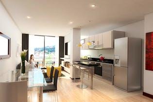 Proyecto de vivienda, Axxes 128, Apartamentos en venta en Las Villas 57m²