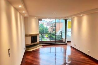 Apartamento en venta en Bogota Santa Barbara Occidental 3 habitaciones
