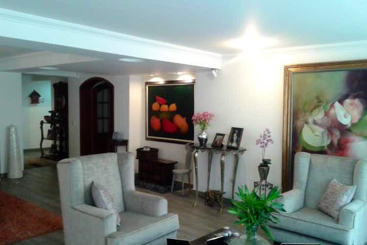 Portada Apartamento en venta en Bogota El Chico 4 habitaciones