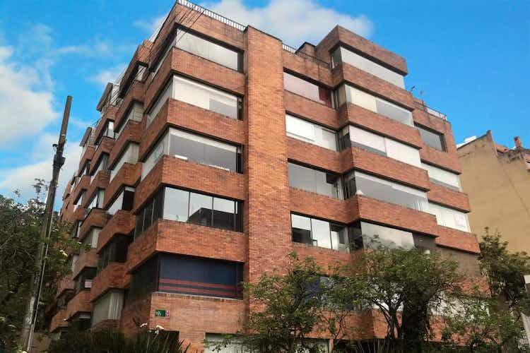 Portada Apartamento en venta en  Bogota Los Rosales 2 habiaciones