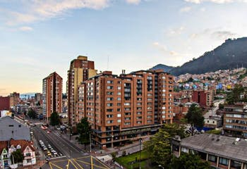 Apartamento en venta en Bogota Prado Rubio 3 habitaciones