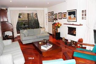 Apartamento En Venta En Chicó Navarra, de 198mtrs2 con dos terrazas