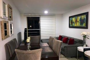 Apartamento en venta en Casco Urbano Tocancipá de 3 Habitaciones.