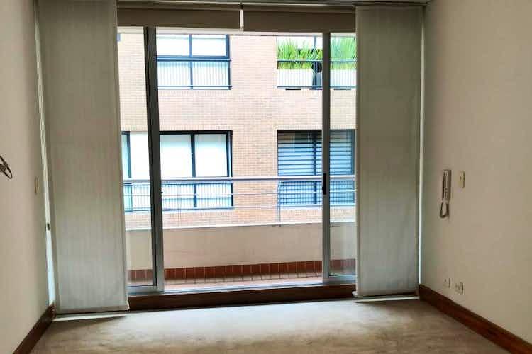 Portada Apartamento En Venta En Chicó Reservado, de 63mtrs2 con chimenea