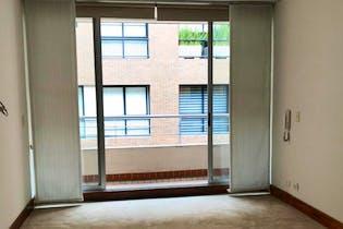 Apartamento En Venta En Chicó Reservado, de 63mtrs2 con chimenea