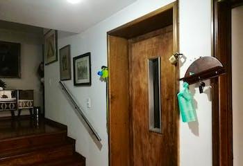 Apartamento En Venta En Barrio Chapinero, de 143,37mtrs2 con terraza