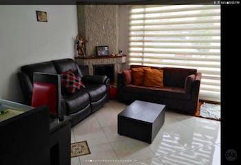 Casa en venta Casco Urbano Chía de 150 mt con chimenea