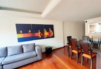 Apartamento En Venta En Santa Helena, de 89,96mtrs2 con chimenea